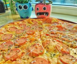 Пицца Vegan Beats