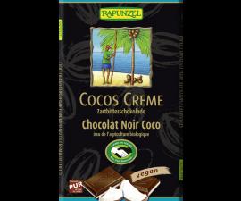 Шоколад темный на кокосовом молоке Rapunzel 100 г