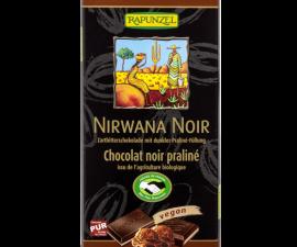 Шоколад темный с пралине Rapunzel 100 г
