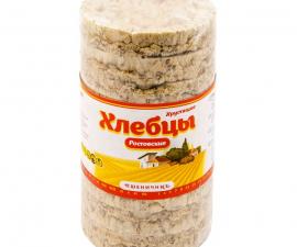 Хлебцы Ростовские (круглые) 80 г