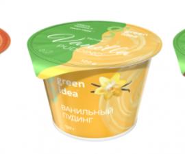 Пудинг Green Idea 120 г