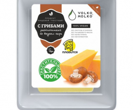 Сыр с грибами Volko Molko 180 г