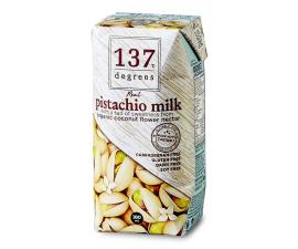 Молоко фисташковое 137 Degrees без сахара 180 мл