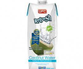 Кокосовая вода Refresh 500 мл