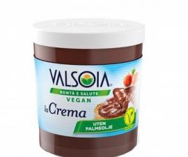 Паста шоколадная Valsoia 200 г