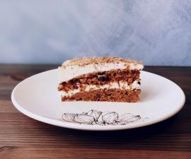 Торт Морковный Terka 120 г