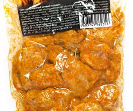 Шницель соевый в соусе барбекю Соймик300 г