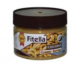 Паста кешью-кокос Fitella 200 г
