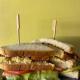 Сэндвич с темпе и омлетом Vegan Beats 200 г